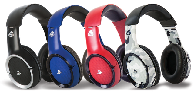 PRO4-100 Wireless Stereo Gaming Headset