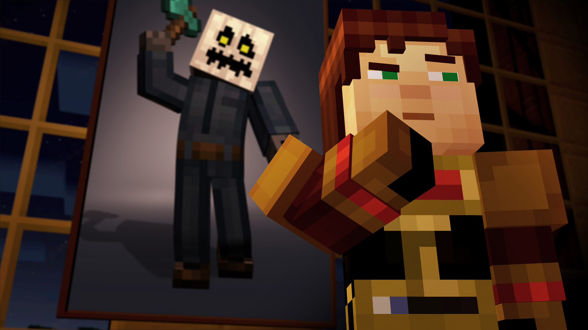 EE - Minecraft: Story Mode – Episode 6: A Portal To Mystery